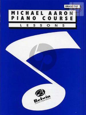 Piano Course Lessons Grade 1