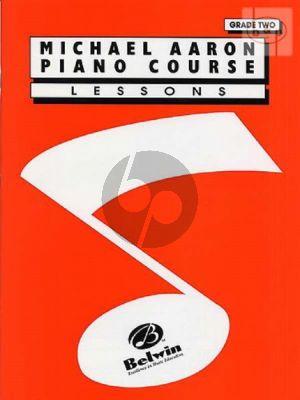 Piano Course Lessons Grade 2