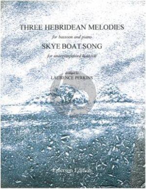 Perkins 3 Hebridean Melodies & Skye Boat Song (unacc.)