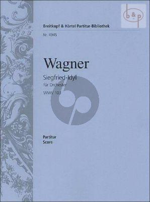 Siegfried Idyll WWV 103