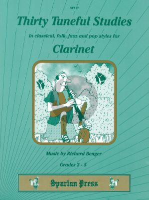Benger 30 Tunefull Studies for Clarinet