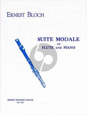 Bloch Suite Modale (1956)
