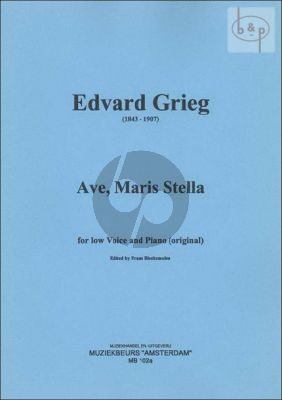 Ave Maris Stella (Low)