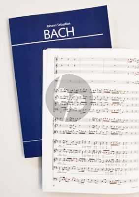 Bach Kantate BWV 104 Du Hirte Israel, höre Soli-Chor-Orch. Studienpart.