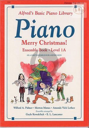 Merry Christmas Ensemble Book Level 1A