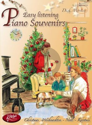 Easy Listening Piano Souvenirs Christmas