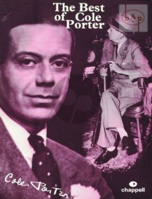 The Best of Cole Porter Piano-Vocal-Guitar