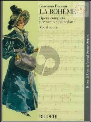 La Boheme (Vocal Score)
