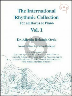 International Rhythmic Collection Vol.1 for all Harps