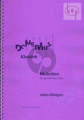 Motetten (1929) SATB
