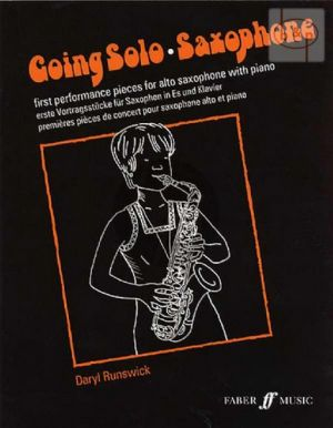 Going Solo-Saxophone