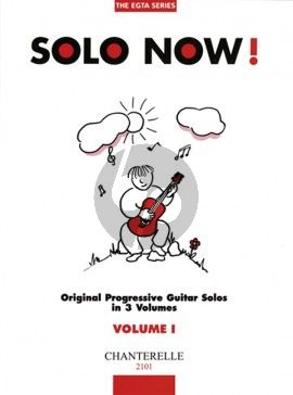 Solo Now Vol. 1 guitar (The EGTA Series)