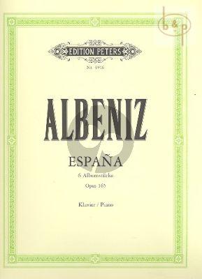 Espana Op.165 Piano