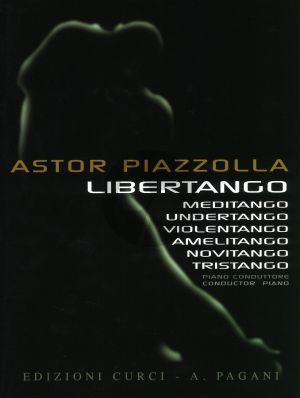 Piazzolla Libertango Piano Solo