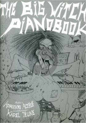 Het grote Heksen Pianoboek