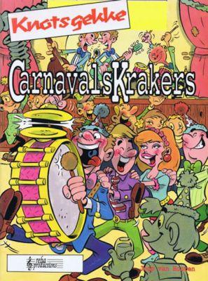 Houten Knotsgekke Carnaval Krakers