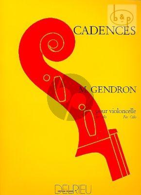 Cadences pour Violoncelle