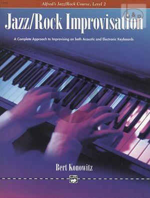 Jazz/Rock Course Improvisation Level 2