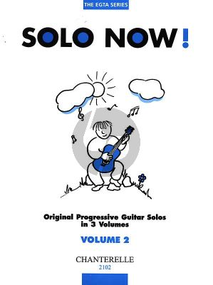 Solo Now Vol. 2 Guitar (The EGTA Series) (edited by Richard Wright)
