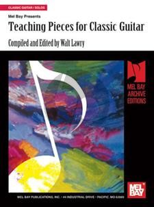 Teaching Pieces Classic Guitar (Lawry)