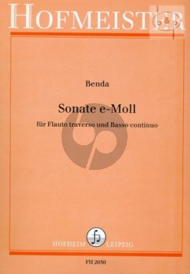 Sonata e-minor