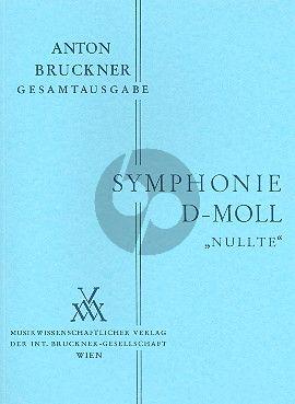 Symphonie Nullte
