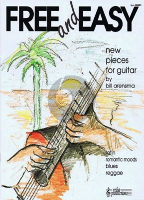 Arensma Free and Easy for Guitar