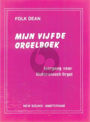 Mijn Vijfde Orgelboek