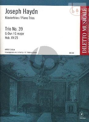 Trio G-major Hob.XV:25