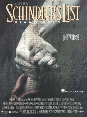 Williams Schindler's List Soundtrack piano