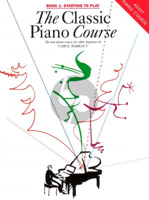Classic Piano Course Book 1 Starting to Play