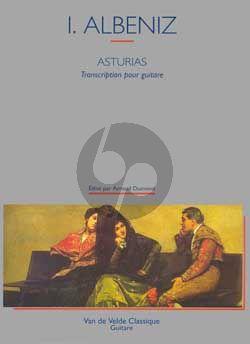 Asturias Guitare (Dumond)