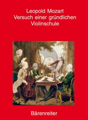 Mozart Versuch einer gründlichen Violinschule (Faksimile-Reprint 1756) (Greta Moens-Haenen)