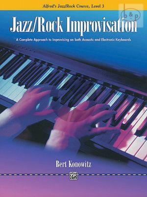 Jazz/Rock Course Improvisation Level 3