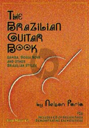 Faria The Brazilian Guitar Book