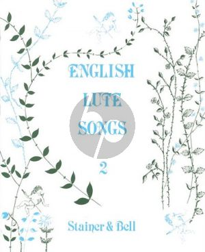 English Lute Songs Vol.2 Voice-Lute