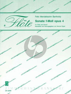 Sonate f-moll Op.4