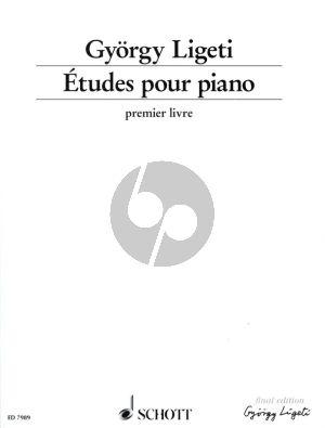 Ligeti Etuden Vol. 1 Klavier (1985)