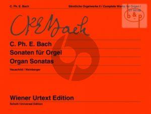 Samtliche Orgelwerke Vol.1: Sonaten