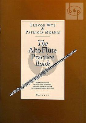 Alto Flute Practice Book