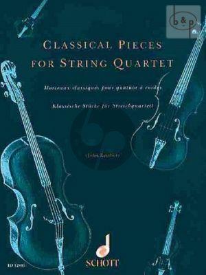 Classical Pieces for String Quartet)