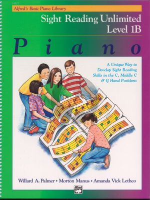 Sight Reading Unlimited Level 1B