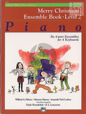 Merry Christmas Ensemble Book Level 2