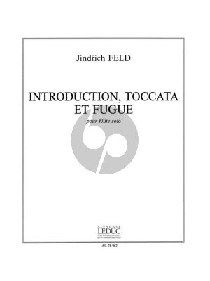 Introduction - Toccate et Fugue Flute solo