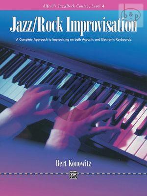 Jazz/Rock Course Improvisation Level 4