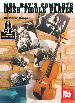Cooper Complete Irish Fiddle Player (Book with Audio online)