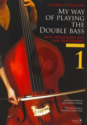 Streicher Mein Musizieren auf dem Kontrabass Vol. 1 (deutsch/englisch)