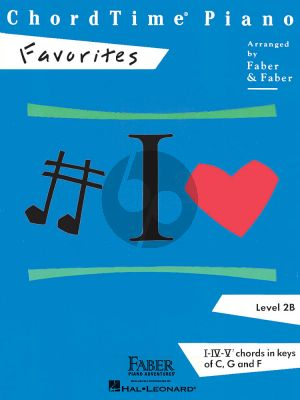 ChordTime® Piano Favorites