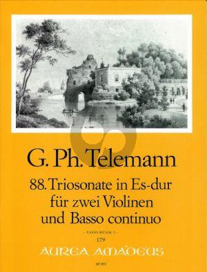 Triosonate Es-dur TWV 42:Es1 (Tafelmusik I)
