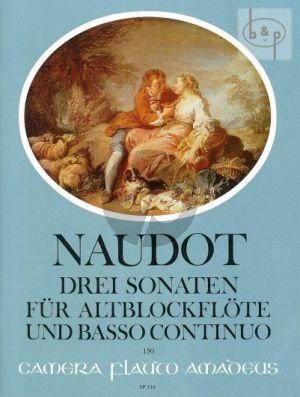 3 Sonaten Op.14